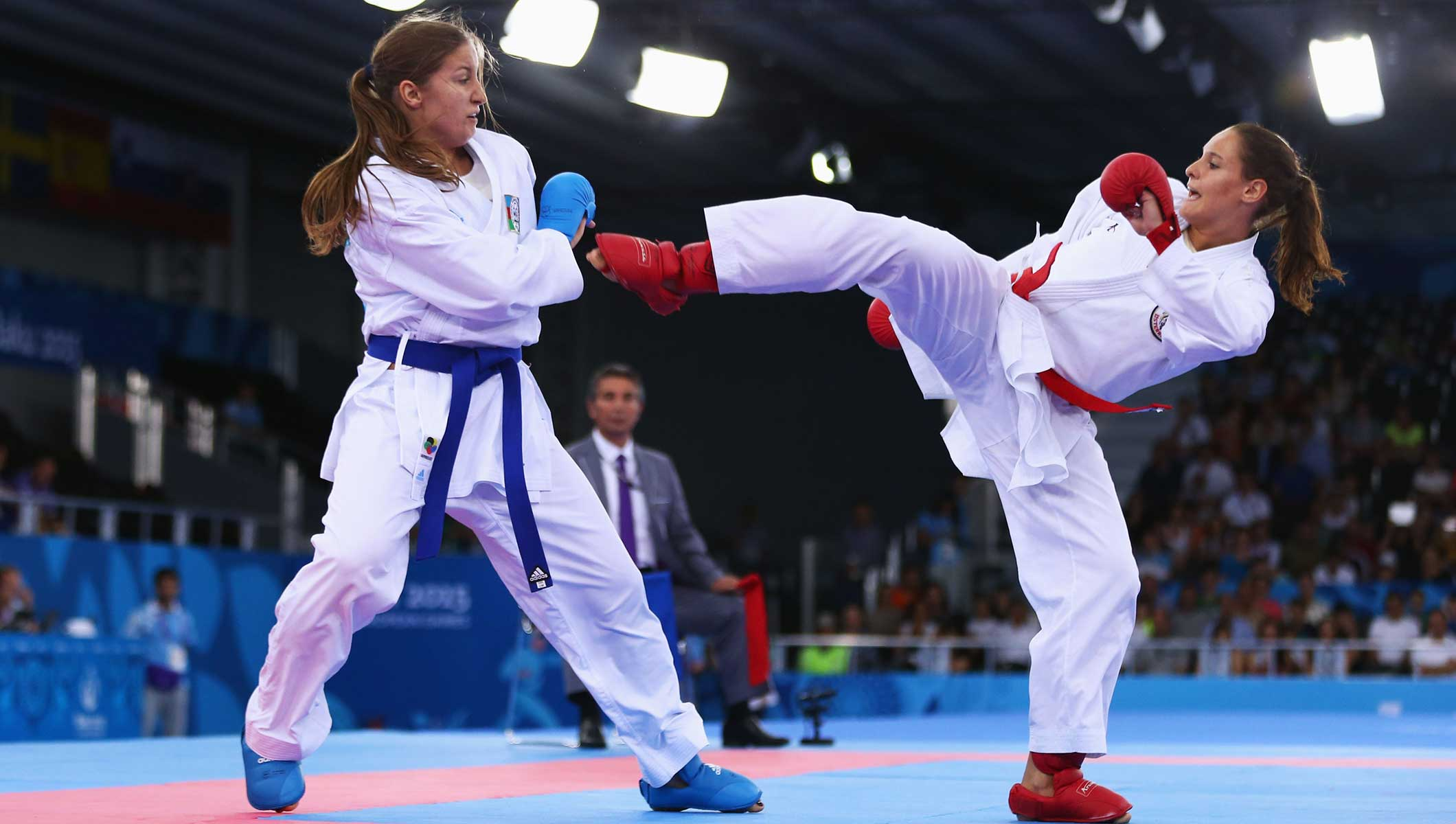 Mind and body alliance is key for karate gold - Olympic News