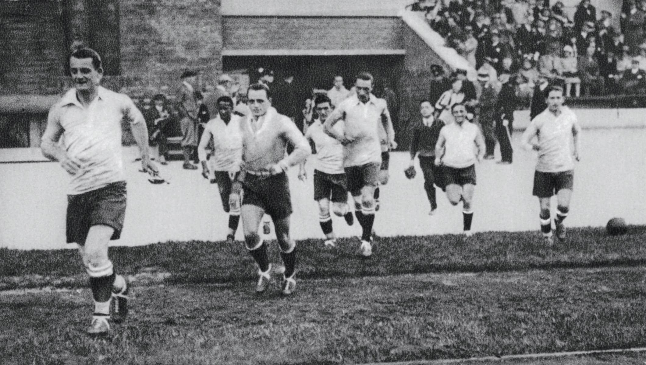 In Amsterdam in 1928, the football masters were Uruguayan - Olympic News